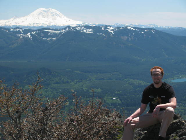 Me and Rainier again
